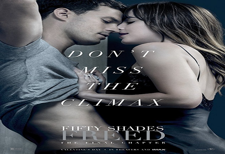 The fifty shades of grey مترجم